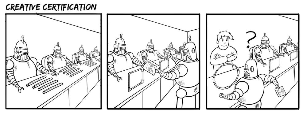 Cartoon - April 2021