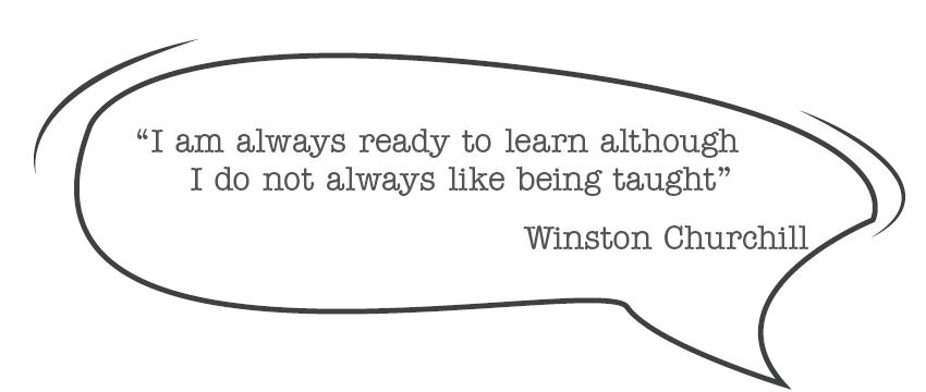 Churchill - quote 1-2