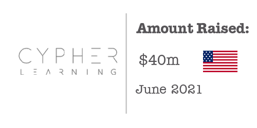 Cypher Learning Fundraising