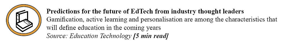 Education Technology - Predictions