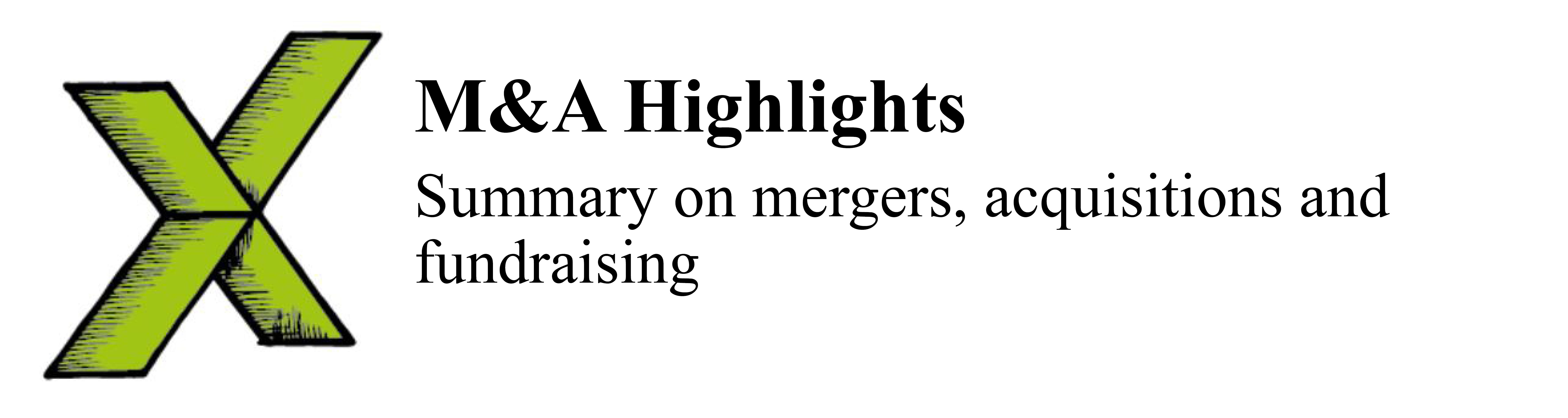 M&A highlights
