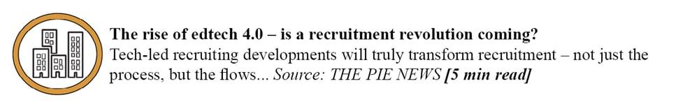 THE PIE NEWS - recruitment