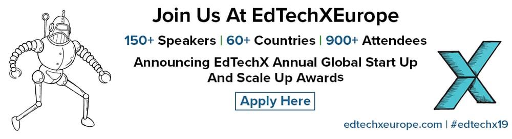 X Report EdTechXEurope Bannerv1