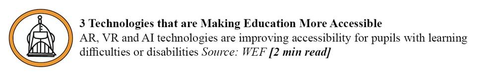 WEF - Education
